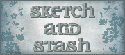 Sketch &amp; Stash Challenge