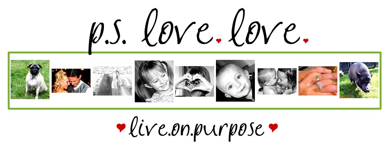 p.s. love.love