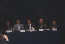 Presentación de LA COMBI DE TITO, de Mario Villacorta. Alianza Francesa de Miraflores.