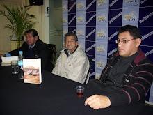 PRESENTACIÓN DE APUNTES PARA UNA HISTORIA DE CHIMBOTE, DE ORLANDO CARRASCO, CENTRO CULTURAL CENTENA