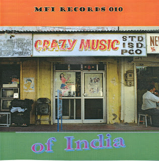 Crazy Music of India Vol. 1
