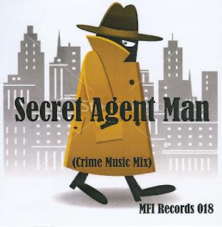 Secret Agent Man - Crime Music Mix