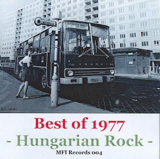 Best of 1977 - Hungarian Rock