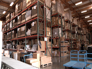 ClearBags California Warehouse
