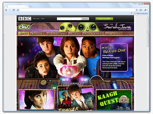 Amazon.com: The Sarah Jane Adventures: Season 1: Elisabeth ...