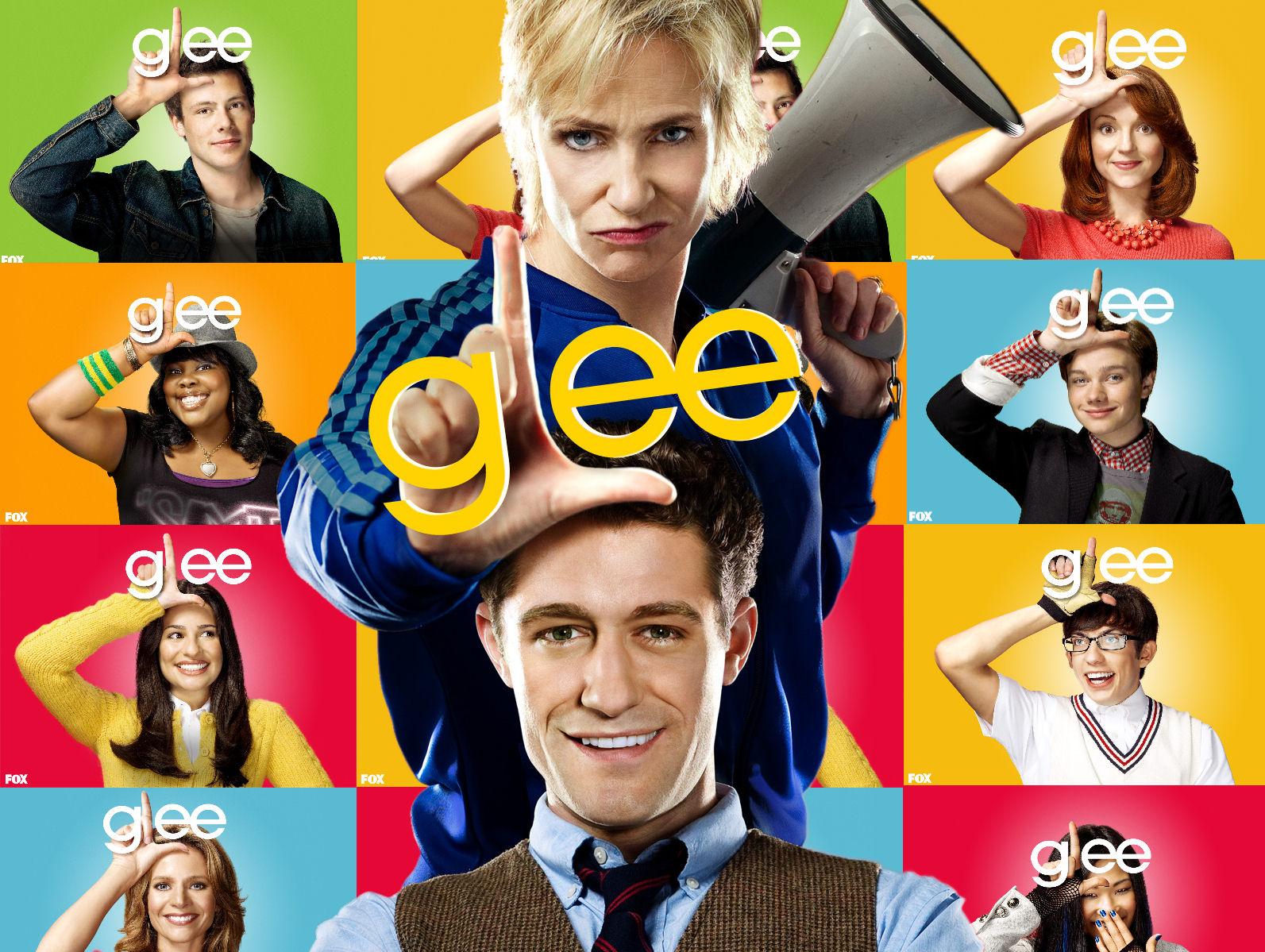 Glee-gänget