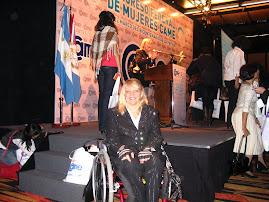 Congreso Federal de Mujeres CAME. En el Salón Gran Paraná del Centro de Convenciones de Rosario