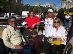 Evento Día Internacional de las Personas con discapacidad del INADI en Plaza de Los Dos Congresos