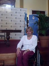 Salón Amarillo de la Casa de Gobierno de la Provincia de Corrientes.