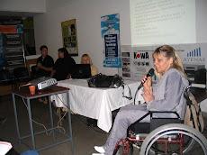 Museo de Medios, Resistencia. Chaco. Jornada sobre Derechos Humanos y Discapacidad
