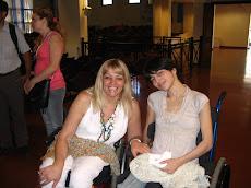 Tigre. Consejo Deliberante. Con Angela Rodriguez, una de las Asistentes a la Jornada