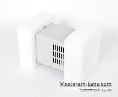Упаковка лабораторного блока питания ATTEN APS 3003S