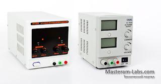 Лабораторные блоки питания ATTEN APS 3003S и AXIOMET AX-1803D