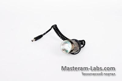Лампа верхней подсветки стереоскопического тринокулярного микроскопа ST60-24Т2