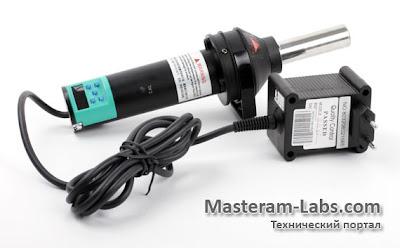 Термофен Pro'sKit SS-601F