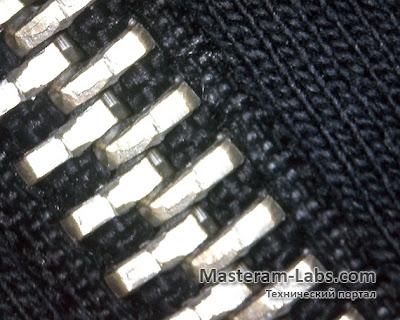 Съемка цифровым USB-микроскопом Microsafe 1,3 MPx