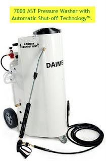 7000 AST Pressure Washer