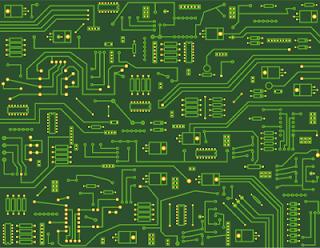 Hidden Circuit Boards