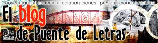 El blog de Puente de Letras