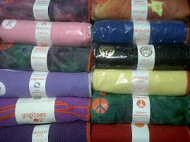 Yogitoes Skidless Towel for Sale