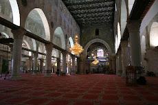 Dalam Masjid Al-Aqsa