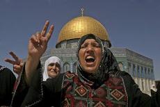 Muslimah Benteng Pertahanan Aqsa
