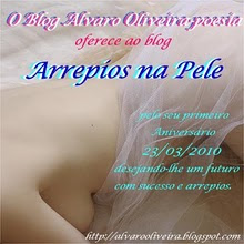 Presente do amigo Alvaro Oliveira.