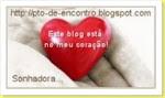Este blog está no meu coração.