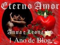 Parabéns Anna e Leonardo.