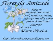 Flores de amizade-de Alvaro Oliveira.