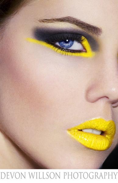 extreme make up. extreme make up.