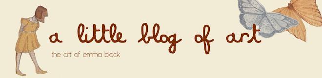 a little blog of art