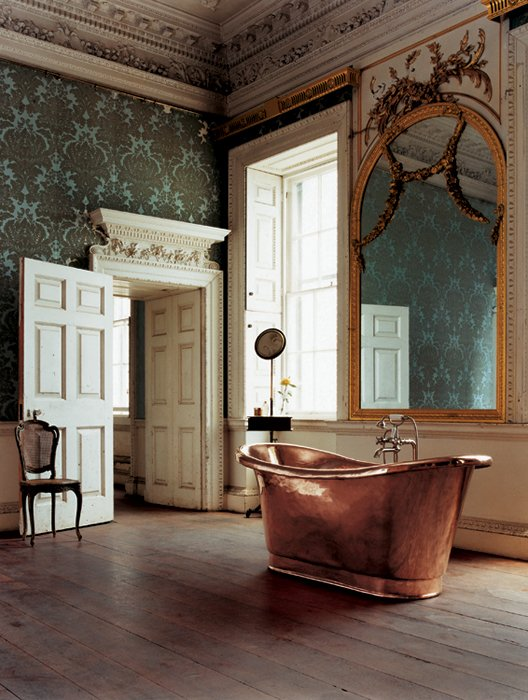 peace.love.chandeliers.: Blissful Bathrooms