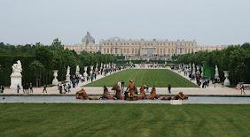 Palacio de Versalles - París, Francia.