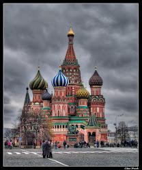 Catedral de San Basilio - La Catedral de la Intercesión de la Virgen en el Montículo - Moscú