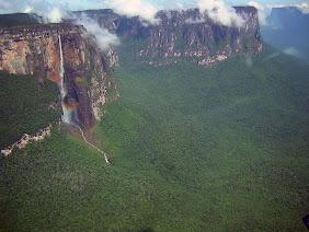 Salto del Angel - Venezuela