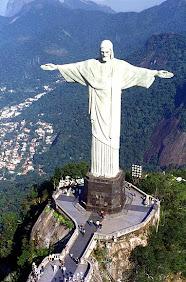 Cristo Redentor - Rio de Janeiro - Brasil