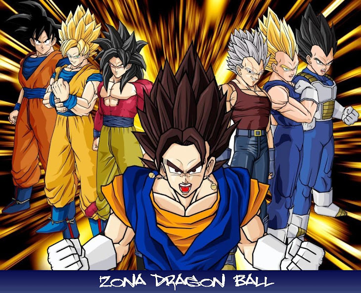 Zona Dragon Ball