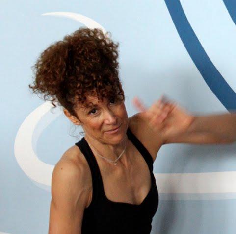 Yogaworkshop und Interview mit Desiree Rumbaugh in Berlin