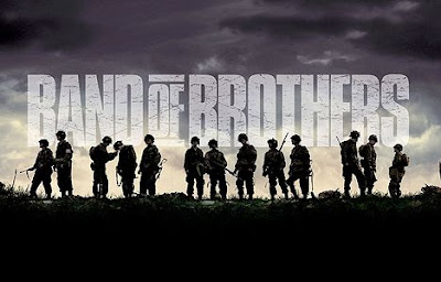 band of brothers+seriado Band of Brothers