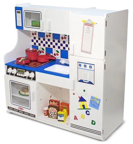 Melissa And Doug Play Kitchen From Go Grow Go
