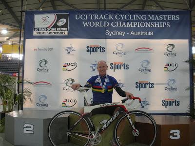 Larry Nolan - 2009 World Champion
