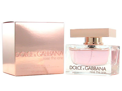 I The One Rose perfume for women made by Dolce