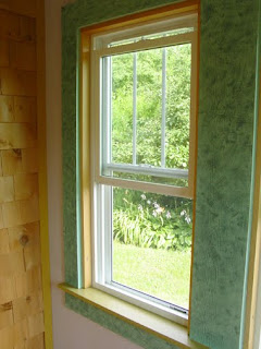Verna rose an arrowsic island bungalow for Harvey replacement windows