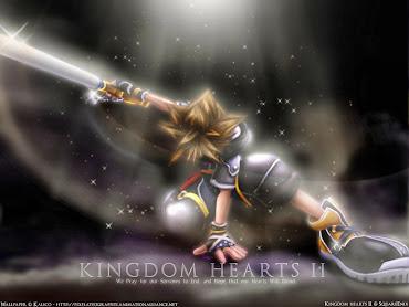#17 Kingdom Heart Wallpaper