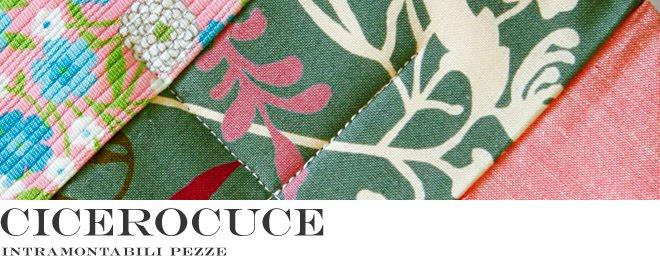 Cicerocuce | intramontabili pezze