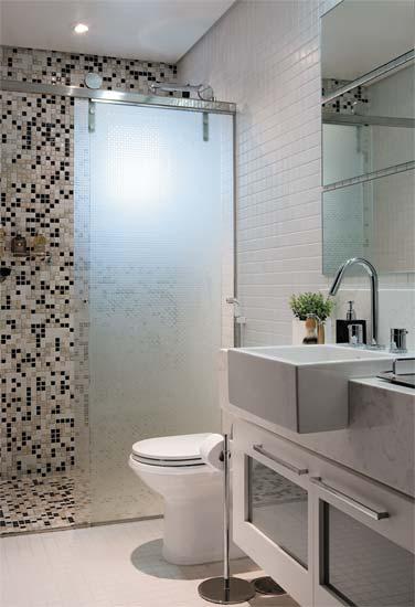 Construção dos Sonhos Banheiros -> Banheiro Pequeno Dos Sonhos