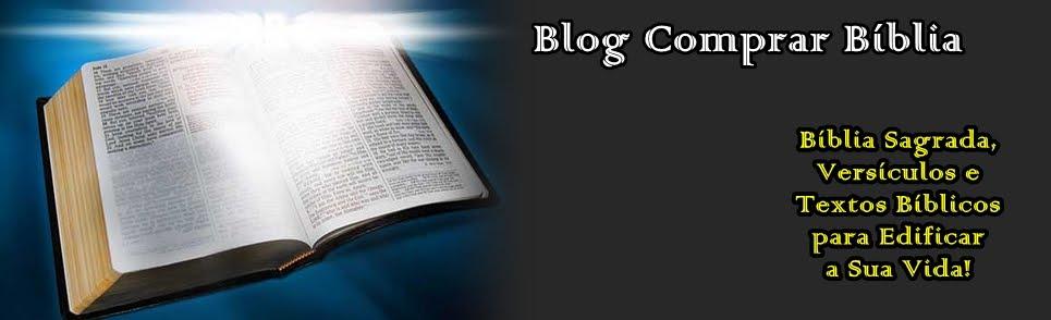 Bíblia a Palavra de DEUS ... Edifique-se!