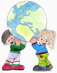 Cuide do nosso planeta!