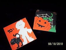 Halloween card/envie